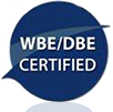 WBE/DBE Certified